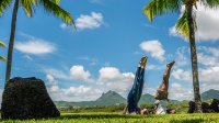 yoga Four Seasons Resort hotel ile maurice