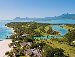 Villas Paradis and Golf Club ile maurice