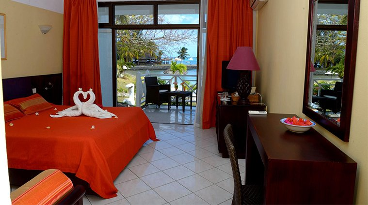 Mont choisy coral azur hotel mont choisy ile maurice for Chambre d hote ile maurice