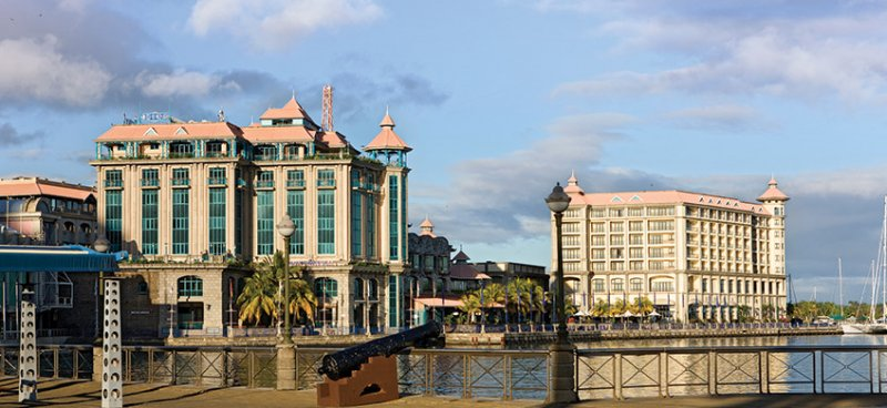 Caudan Waterfront Port Louis Ile Maurice