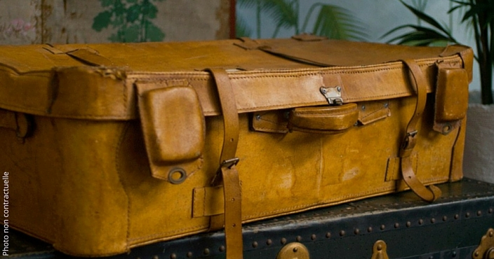 la valise delsey en vogue made in france | resamaurice