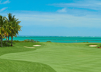 Golf Four Seasons  Anahita ile maurice