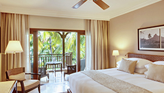 chambre superieure hotel lux le morne ile maurice