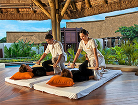spa pour couple hotel maritim resort and spa ile maurice