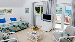 Chambre Deluxe Famille Merville Beach hotel grand baie