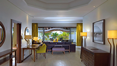suite penthouse hotel Royal Palm ile maurice