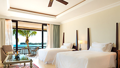 Chambre Club Westin Turtle Bay Resort & Spa hotel ile maurice